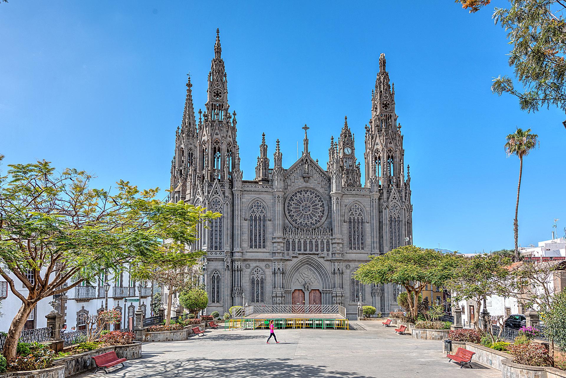 Parroquia de San Juan Bautista in Arucas