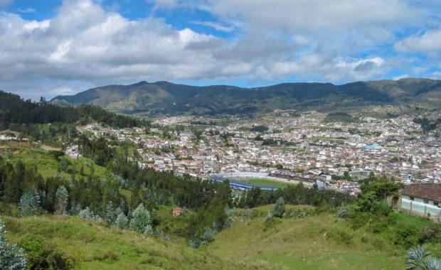 Reiseführer Ecuador