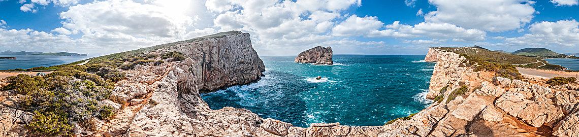 Italien - Sardinien - Capo Caccia