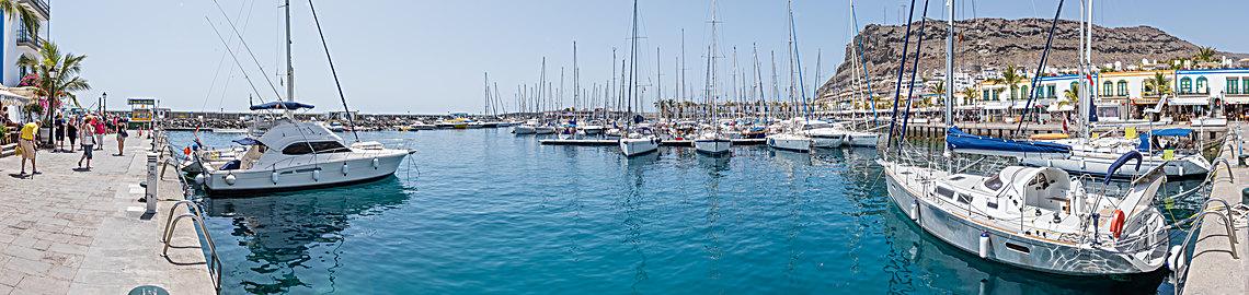Spanien - Gran Canaria - Puerto de Mogán